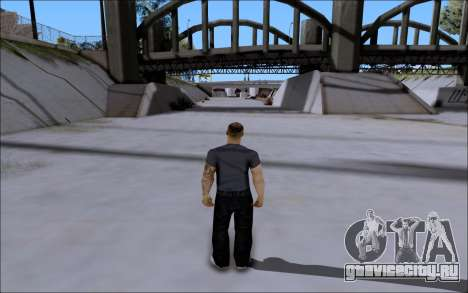 La Cosa Nostra Skin Pack для GTA San Andreas второй скриншот