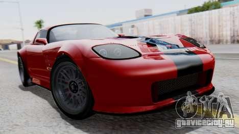 GTA 5 Banshee Dirt для GTA San Andreas