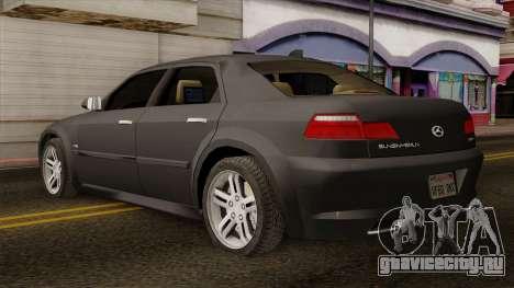 Sungnyemun Moirai для GTA San Andreas вид слева