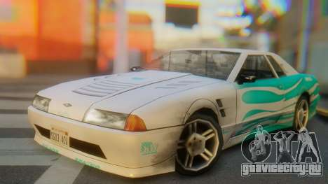 Elegy New Paintjob для GTA San Andreas