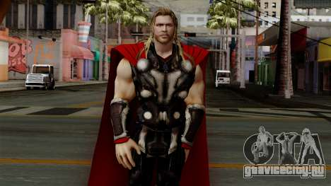 Thor from The Avengers 2 для GTA San Andreas