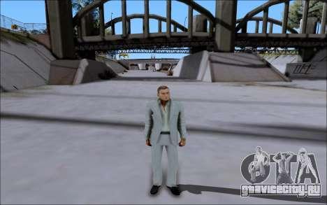 La Cosa Nostra Skin Pack для GTA San Andreas третий скриншот
