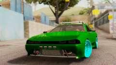 Elegy Korch New Wheel для GTA San Andreas