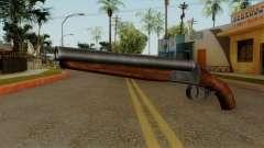 Original HD Sawnoff Shotgun