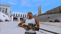 AWP Carbone Edition для GTA San Andreas