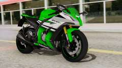 Kawasaki ZX-10R 2015 30th Anniversary Edition для GTA San Andreas