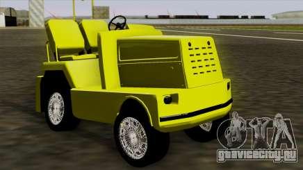 GTA 4 Airtug HQS для GTA San Andreas