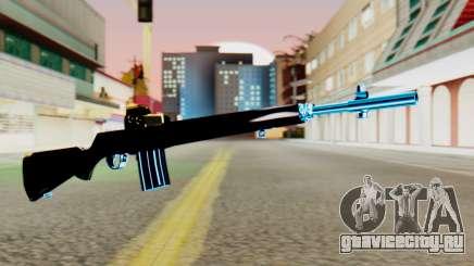 Fulmicotone Rifle для GTA San Andreas