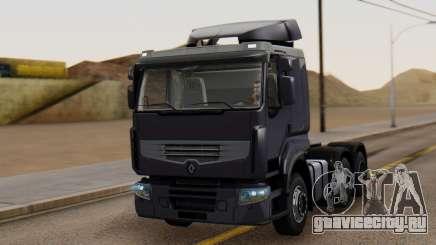 Renault Premuim 6x4 для GTA San Andreas