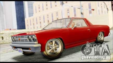 GTA 5 Cheval Picador для GTA San Andreas
