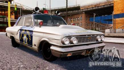 Ford Fairlane 1964 Police для GTA 4