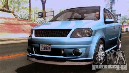 GTA 5 Declasse Asea IVF для GTA San Andreas
