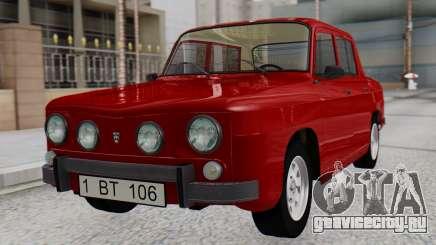 Dacia 1100 Sport для GTA San Andreas