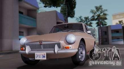 MGB GT (ADO23) 1965 HQLM для GTA San Andreas