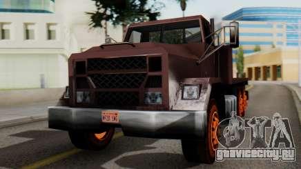 Flatbed 1.0 для GTA San Andreas