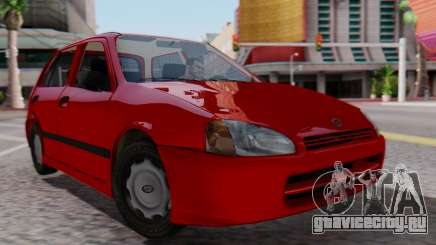 Toyota Starlet 5P 1.3L 1998 для GTA San Andreas