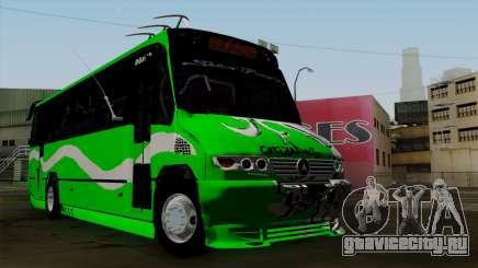 Mercedes-Benz Boxer для GTA San Andreas