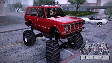 Huntley Monster v3.0 для GTA San Andreas