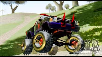 Predaceptor Monster Truck (Saints Row GOOH) для GTA San Andreas