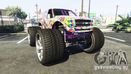 Vapid The Liberator Sticker Bomb v2.0f для GTA 5