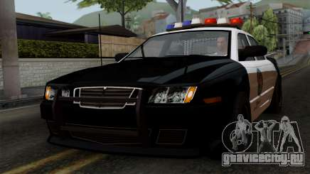 GTA 5 LS Police Car для GTA San Andreas