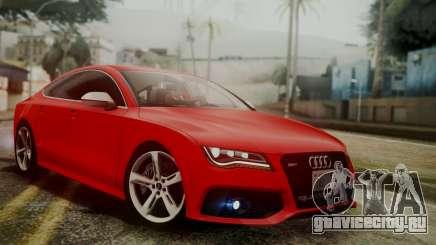 Audi RS7 2014 для GTA San Andreas