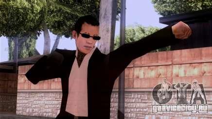 Cкин мафиози для GTA San Andreas