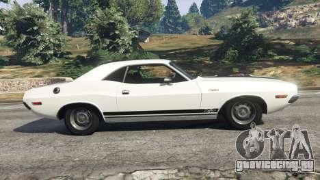 Dodge Challenger RT 440 1970 v1.0 для GTA 5
