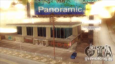 ENB Series Сlear Vision v1.0 для GTA San Andreas четвёртый скриншот