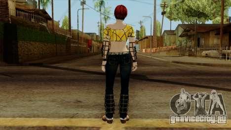 Dead Or Alive 5 Last Round Mila для GTA San Andreas третий скриншот
