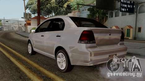 GTA 5 Declasse Asea для GTA San Andreas вид слева