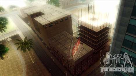 ENB Series Сlear Vision v1.0 для GTA San Andreas третий скриншот