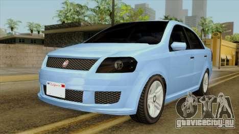 GTA 5 Asea DeClasse v2 для GTA San Andreas