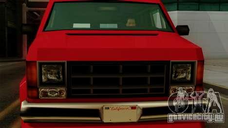 Burrito from Vice City Stories IVF для GTA San Andreas вид справа