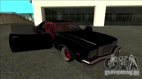 Ford Gran Torino Drift для GTA San Andreas вид сбоку