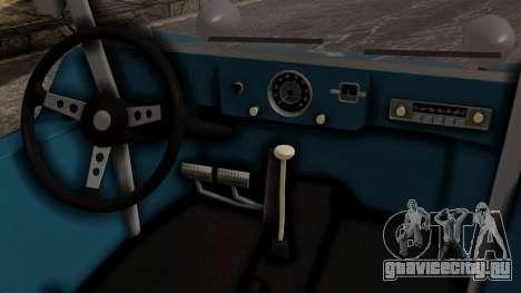 Meyers Manx 1964 для GTA San Andreas вид справа