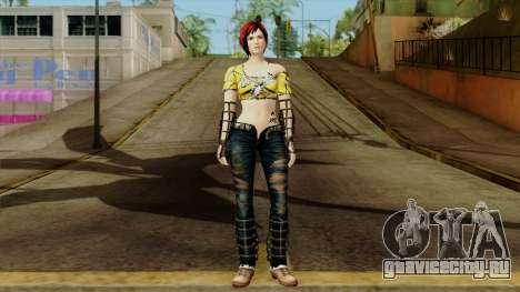 Dead Or Alive 5 Last Round Mila для GTA San Andreas второй скриншот