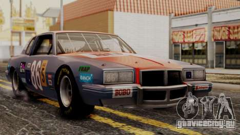Pontiac GranPrix Hotring 1981 для GTA San Andreas