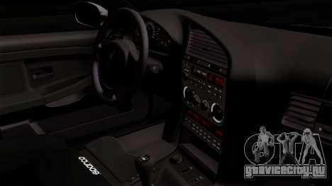 BMW M3 E36 Tic Tac для GTA San Andreas вид справа