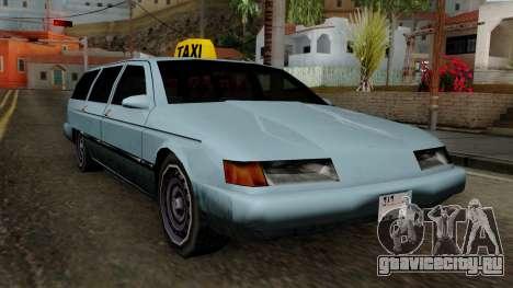 Taxi Solair для GTA San Andreas