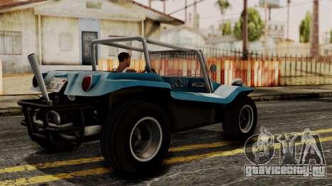 Meyers Manx 1964 для GTA San Andreas вид слева