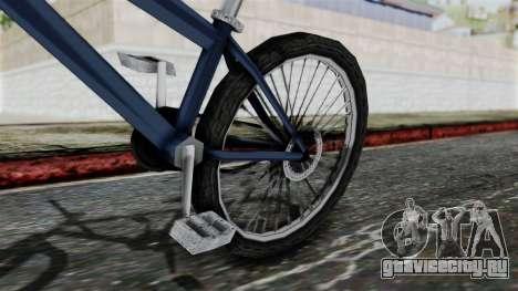 Mountain Bike from Bully для GTA San Andreas вид справа