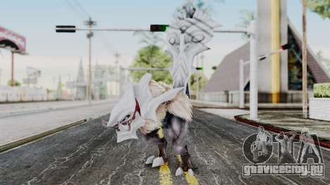 Ogretail from God Eater для GTA San Andreas второй скриншот