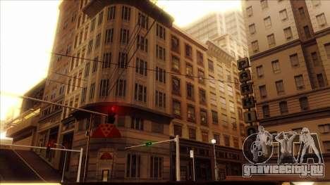 ENB Series Сlear Vision v1.0 для GTA San Andreas седьмой скриншот