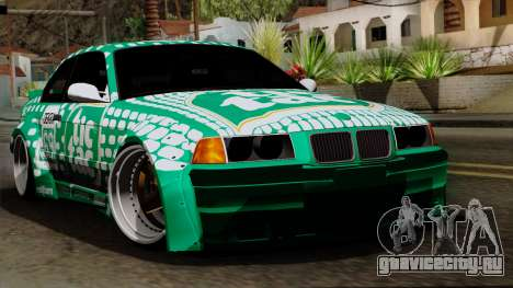 BMW M3 E36 Tic Tac для GTA San Andreas