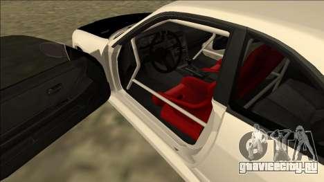 Nissan Skyline R33 Drift для GTA San Andreas вид справа