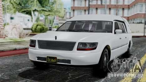 GTA 5 Albany Romero для GTA San Andreas
