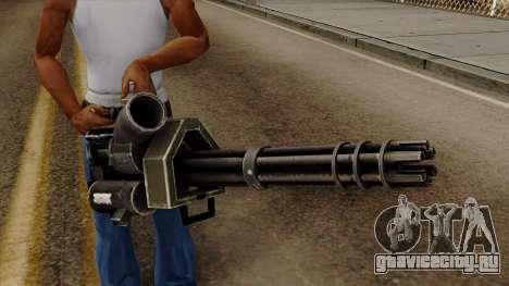 Gatling для GTA San Andreas третий скриншот