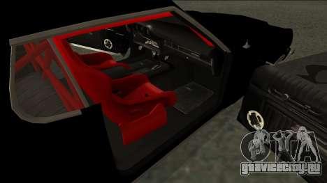 Ford Gran Torino Drift для GTA San Andreas вид сзади слева