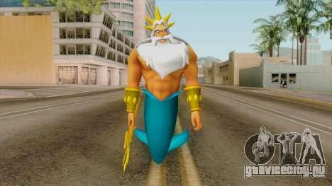 Triton (The Little Mermaid) для GTA San Andreas второй скриншот